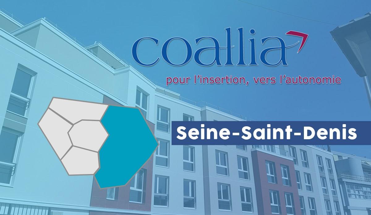 Coallia centre hébergement Seine Saint Denis