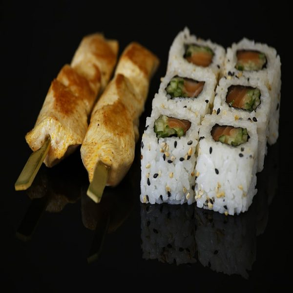 Restaurants Halal Montpellier home sushi