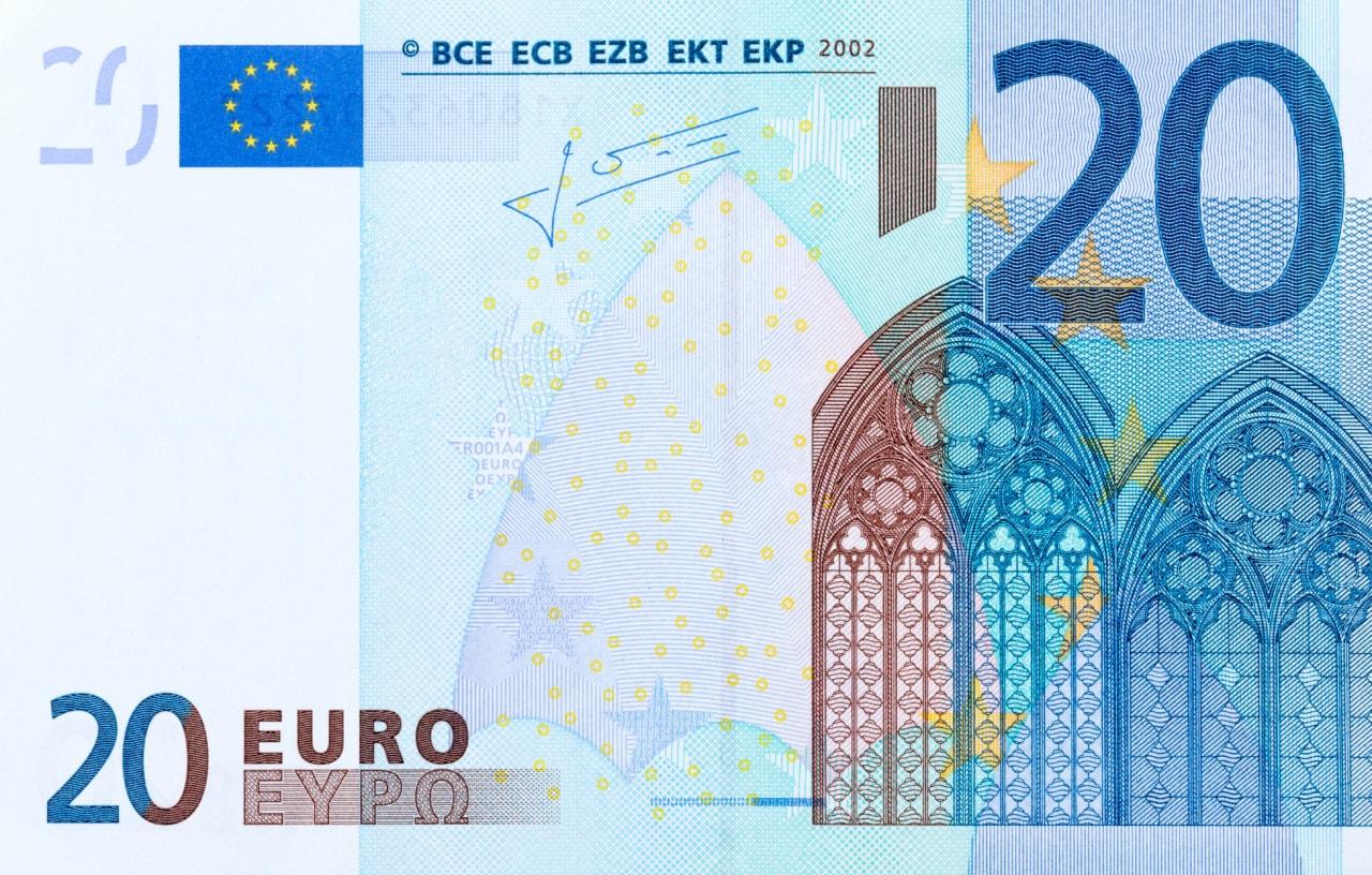 Coupon PCS : 20 euros