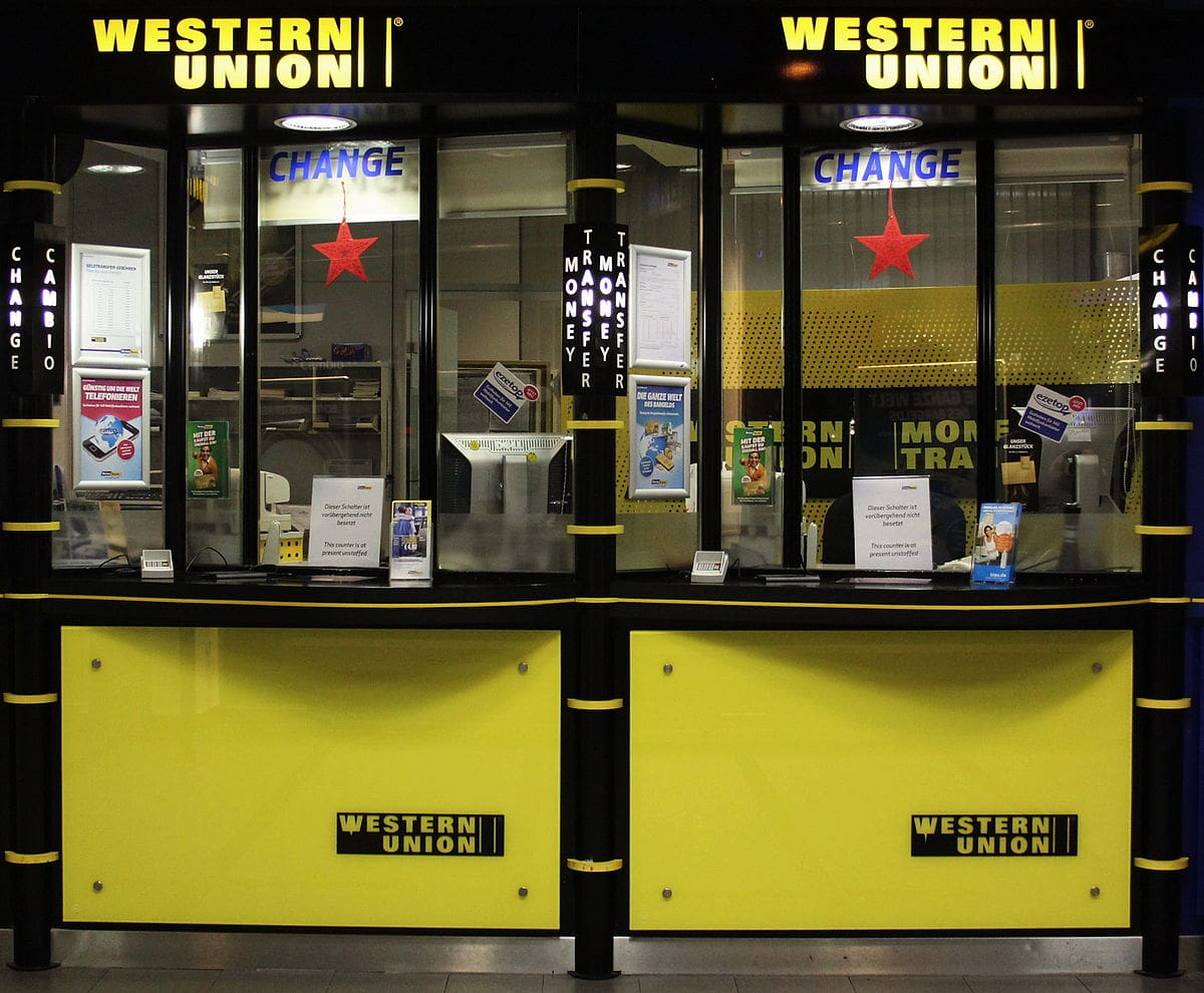 Western Union Nancy : Envoyer de l'argent
