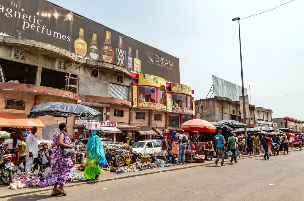Orange Cote d'Ivoire : crédit internet