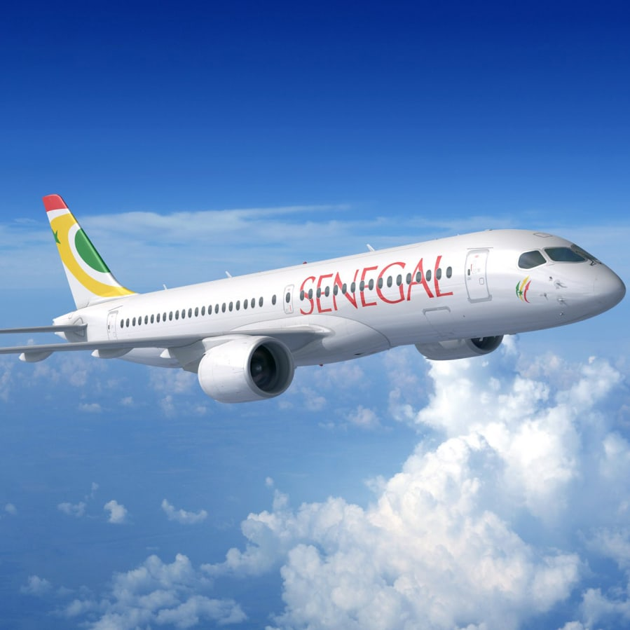 Vol Marseille Dakar : billets d'avion à petits prix