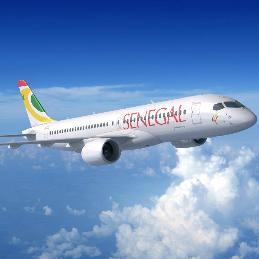Vol Paris Dakar Air Sénégal : billets d'avion à petits prix